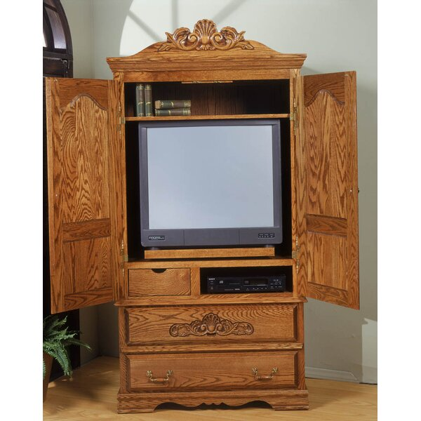 Country Heirloom Armoire by Bebe Furniture Bebe Furniture