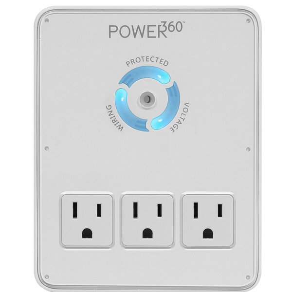 Panamax Wall Mounted Outlet | Wayfair