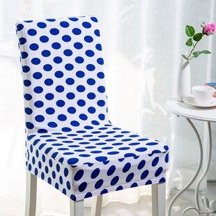 Teal Dining Chair Slipcover Wayfair