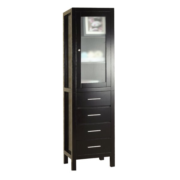 Wellmont 4 Drawer Accent Cabinet by Virtu USA