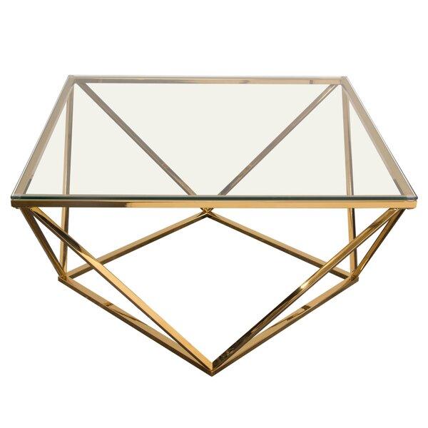 Heitz Coffee Table By Diamond Sofa