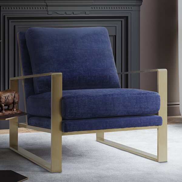 Boswell Armchair by Everly Quinn