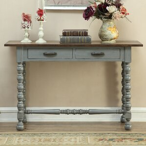 Flavio Console Table by August Grove