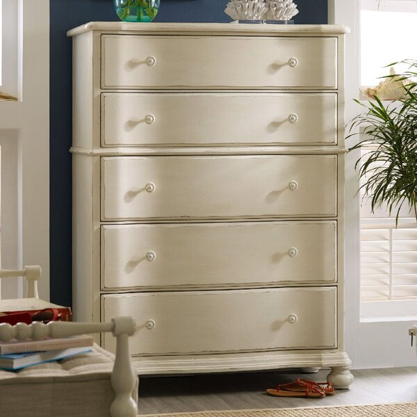 Sandcastle 5 Drawer Chest by Hooker Furniture