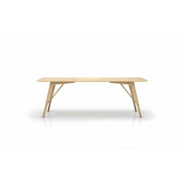 Badini Solid Wood Dining Table by Latitude Run Latitude Run