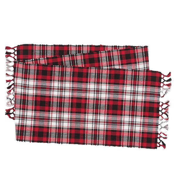 Penton Plaid Table Placemat by Loon Peak