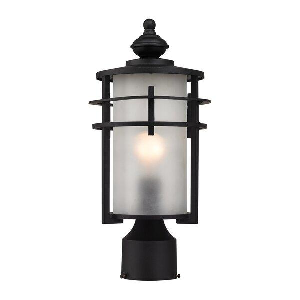 Garretson Outdoor 1-Light Lantern Head by Breakwater Bay