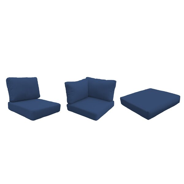 Coast Outdoor Replacement Cushion Set By TK Classics