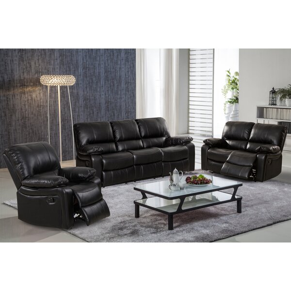 Layla Reclining Configurable Living Room Set by Living In Style