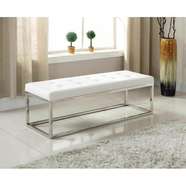 Passmore Upholstered Bench by Orren Ellis