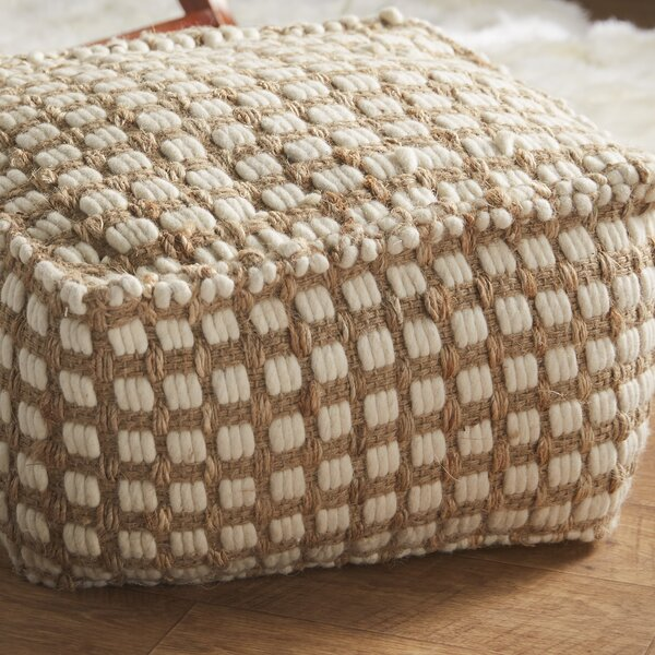 Volturno Pouf by Corrigan Studio