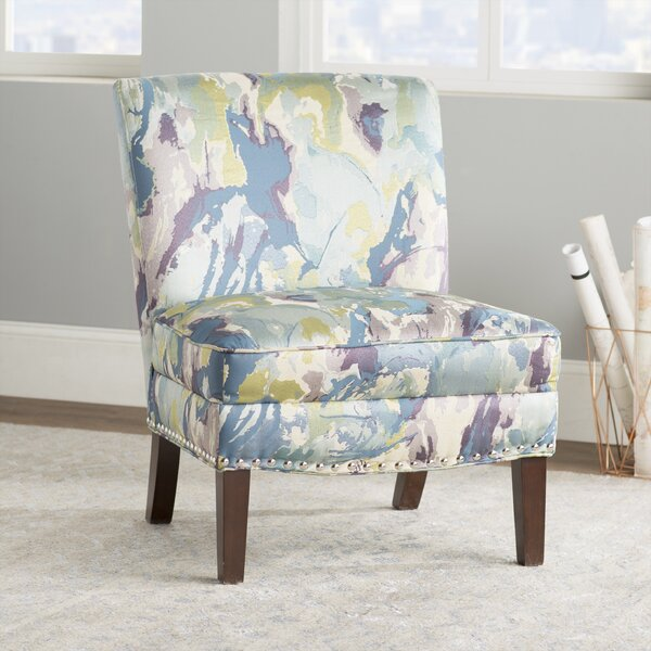 Belmont Slipper Chair by Mercury Row