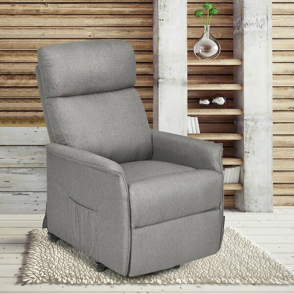 Oroville Power Recliner By Latitude Run