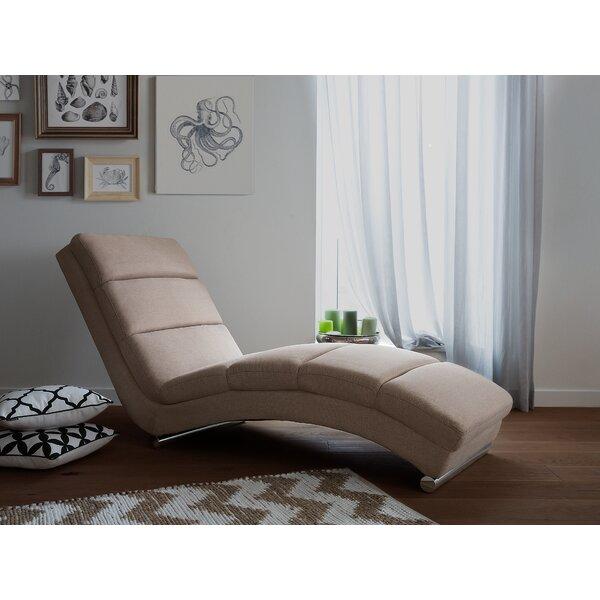 Chenille Chaise Sofa