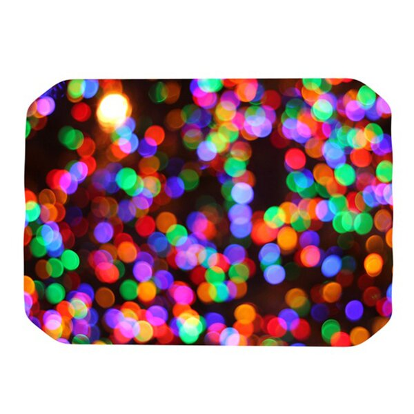 Lights II Placemat by KESS InHouse