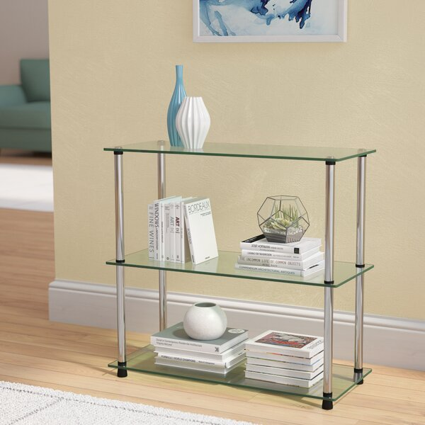 Beckett Etagere Bookcase by Ebern Designs
