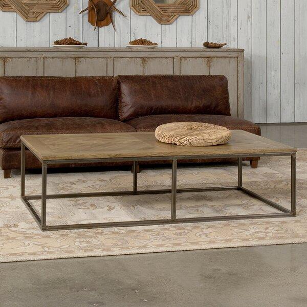 Cascade Frame Coffee Table By Sarreid Ltd
