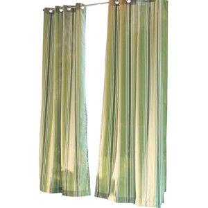 Indoor/Outdoor Single Curtain Panel