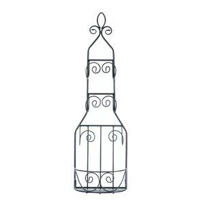 Multi-Purpose 2 Bottle Wall Mounted Wine Rack by Zingz & Thingz