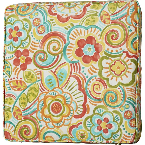 Annette Indoor/Outdoor Dining Chair Cushion by Latitude Run