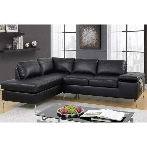 Warrick Right Hand Facing Sectional by Orren Ellis