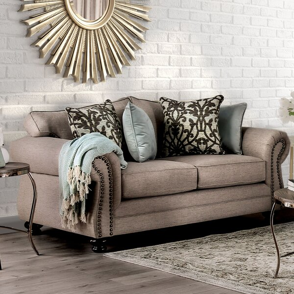 Bickel Loveseat By Canora Grey 2019 Sale