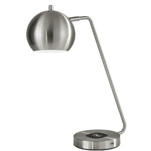 Compare Greenblatt Charge 21 Desk Lamp By Wrought Studio