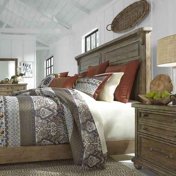 Panel Configurable Bedroom Set by Liberty Furniture