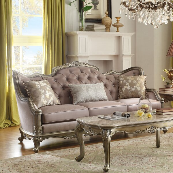 Best Offer Lauver Sofa by Rosdorf Park by Rosdorf Park