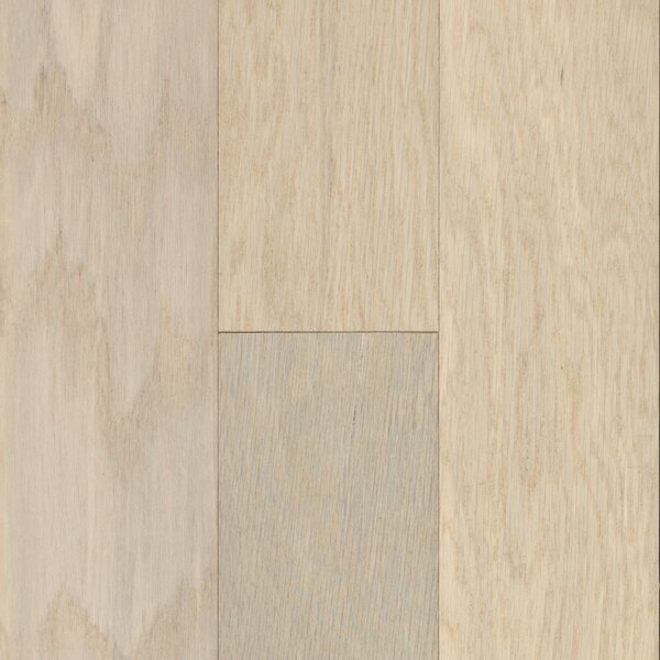 City Escape 5 Engineered Oak Hardwood Flooring in Aspen White by Mohawk Flooring