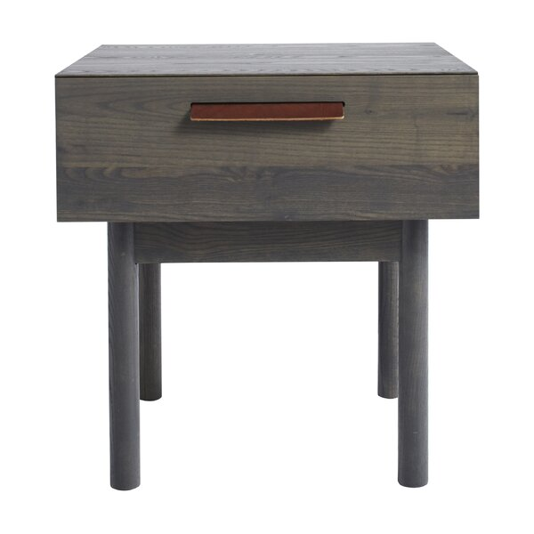 Shale 1 Drawer Nightstand by Blu Dot Blu Dot
