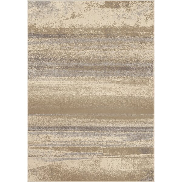Alex Ivory Area Rug by Latitude Run