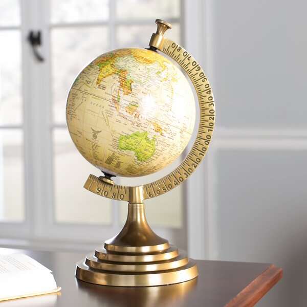 Freya Globe by Three Posts