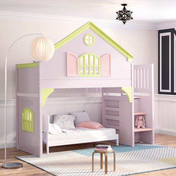 Izquierdo Bed with Drawers by Zoomie Kids