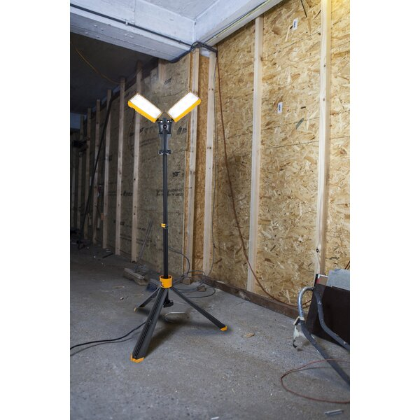 7000 Lumen LED Work Light with Tripod by Lutec