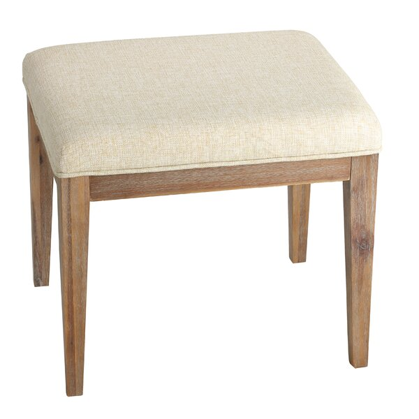Dorrington Vanity Stool by Gracie Oaks