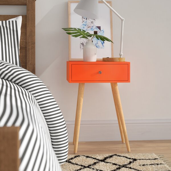Darrell End Table By George Oliver