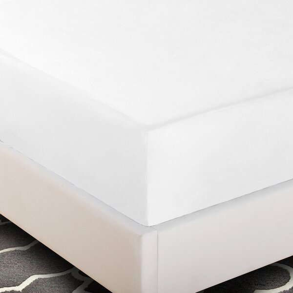 Ultra-Soft Luxury Fitted Sheet Set (Set of 2) by Bare Home