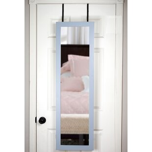 Todayu0027s Recommended Paige Over The Door Jewelry Armoire With Mirror ByHives  And Honey   Jewelry Armoires Furniture Are Perfect For Including Character  To ...