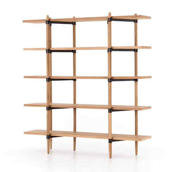 Lilianna Etagere Bookcase by Corrigan Studio