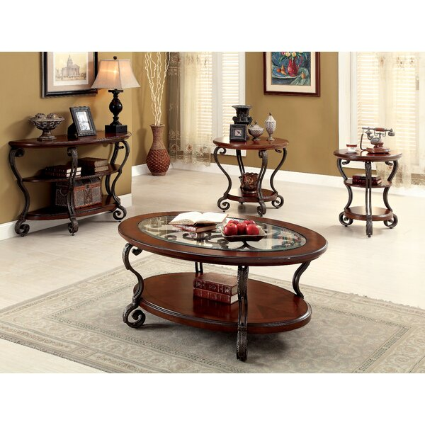 Voorhees 4 Piece Coffee Table Set by Darby Home Co