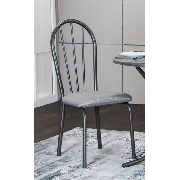 Bertie Upholstered Dining Chair (Set of 2) by Winston Porter