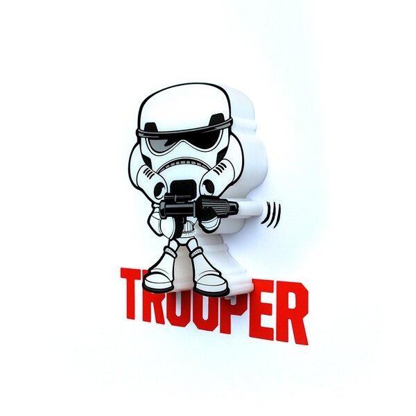 3D Storm Trooper Mini Deco 2-Light Night Light by 3D Light FX