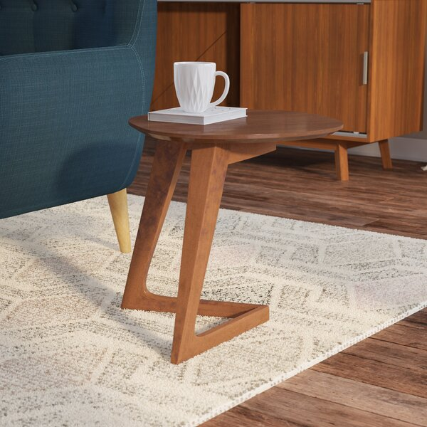 Fontana Jett End Table by Langley Street