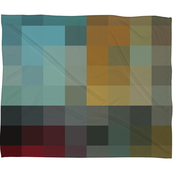 2 Throw Blanket by East Urban Home