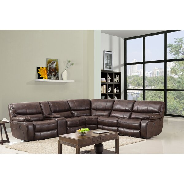 #2 Trower Reclining Sectional By Red Barrel Studio Best Design