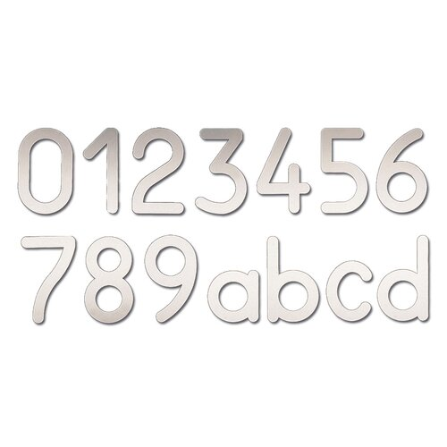 Hausnummer Colu ClearAmbient Zeichen: B   Lampen > Aussenlampen > Hausnummern   ClearAmbient