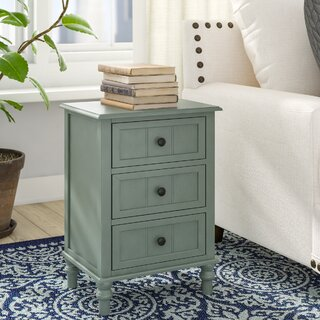 Wedgewood End Table with Storage by Charlton Home SKU:ED787778 Price Compare