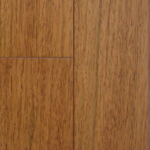 Exotic 3-5/8 Solid Brazilian Cherry Hardwood Flooring in Natural by Hawa Bamboo