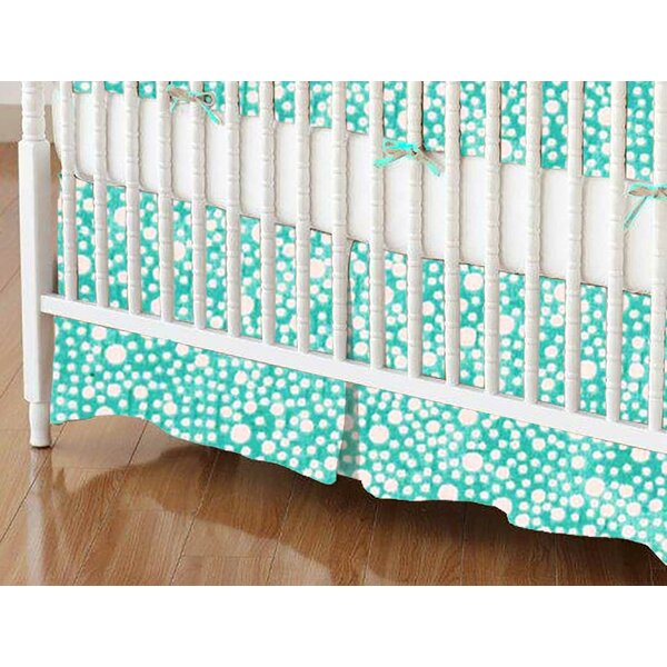 Confetti Dots Crib Skirt by Sheetworld